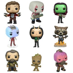Guardians of the Galaxy Volume 2 TOYS, BOOKS, and MUSIC – OH MY!
