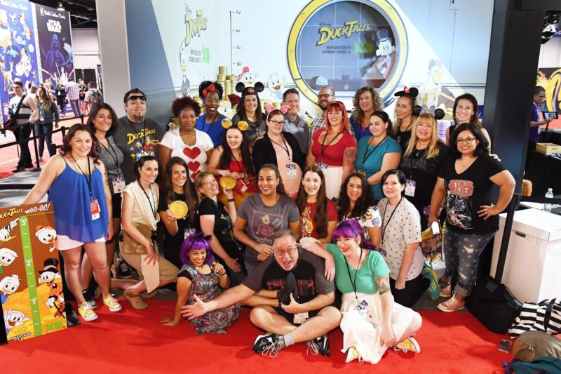 DuckTales D23 Expo