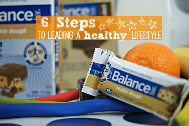 Finding Balance with Balance Bars, a solid nutrition routine, and exercise. #shop #cbias