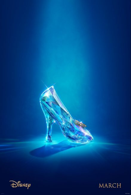 Cinderella comes out in March 2015!