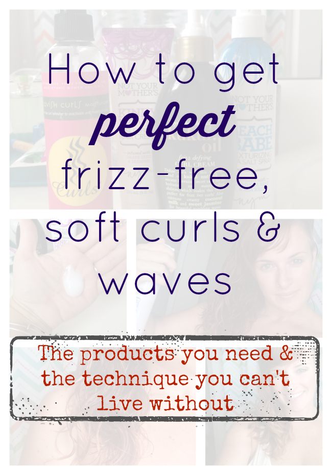 Beachy Summer Waves & Curls Tutorial #WalgreensBeauty #shop #cbias