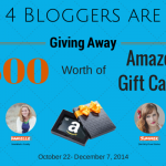 $500 Happy Happy Happy Holidays Amazon Gift Card {Giveaway}