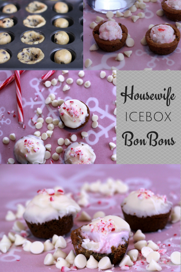 Housewife Icebox BonBons - Easy recipes for entertaining #HolidayMadeSimple #ad