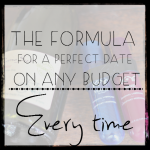 How to Formulate the Perfect Date