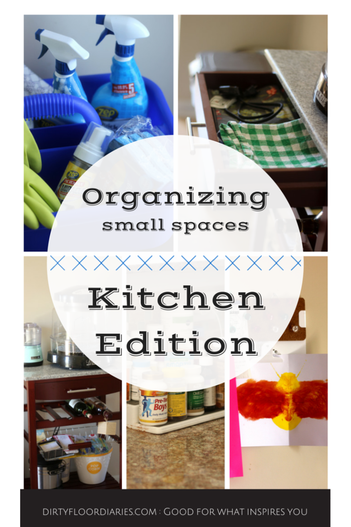 how to organize a galley kitchen organizing small spaces galley kitchen edition the 8762