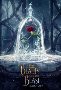 The Beauty & The Beast Teaser Poster is BREATHTAKING!