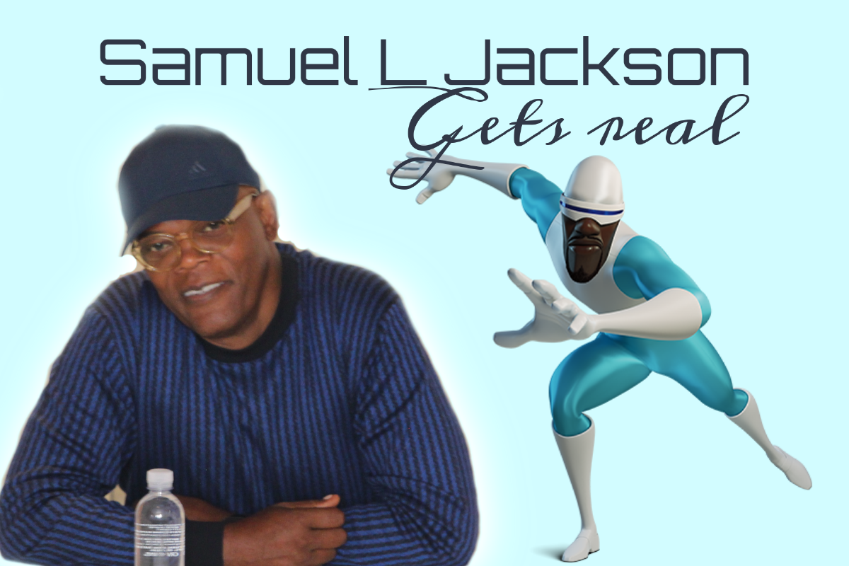 Samuel L Jackson Interview, Frozone, Incredibles 2, Does Samuel L Jackson do Broadway