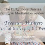 Treasure Hunters – Peril at the Top of the World [Book Review]