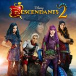 Descendants 2 EXCLUSIVES & Costume Easter Eggs!