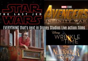 Star Wars, Marvel, & Live Action – OH MY – What's Next in Disney Live Action Entertainment?