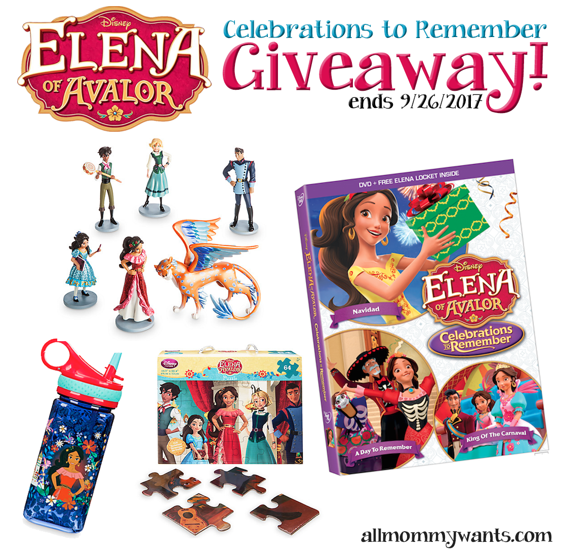 Just For Fun Twitter Giveaway By: Elena Of Avalor Fun GIVEAWAY!
