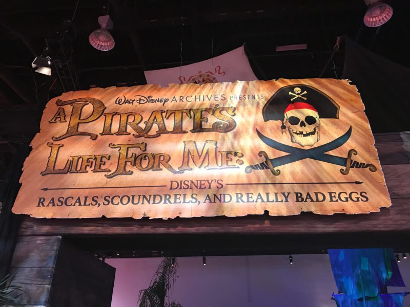 Pirates Life For Me Disney Archives