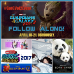 It's ON! Exactly What IS Going on at the Guardians of the Galaxy Volume 2 Event in Los Angeles? Let me Tell You…