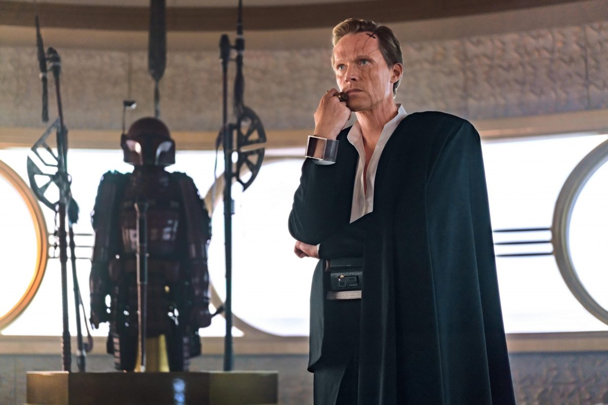 Paul Bettany as Dryden Vos Solo Star Wars