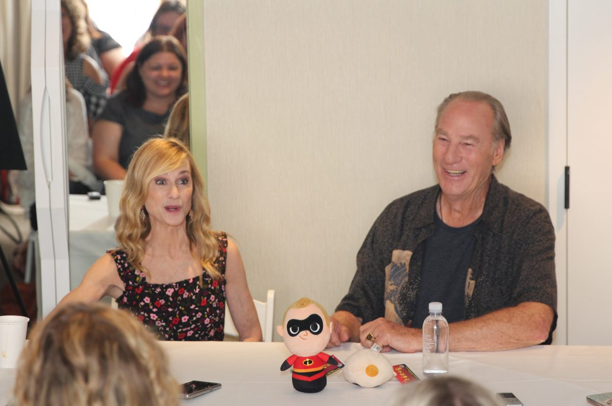 Incredibles 2 Voice Actors, Elastigirl, Mr. Incredible