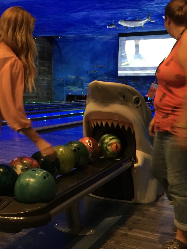 Destin Bowling, Uncle Buck's Fish Bowl, Destin Restaurants