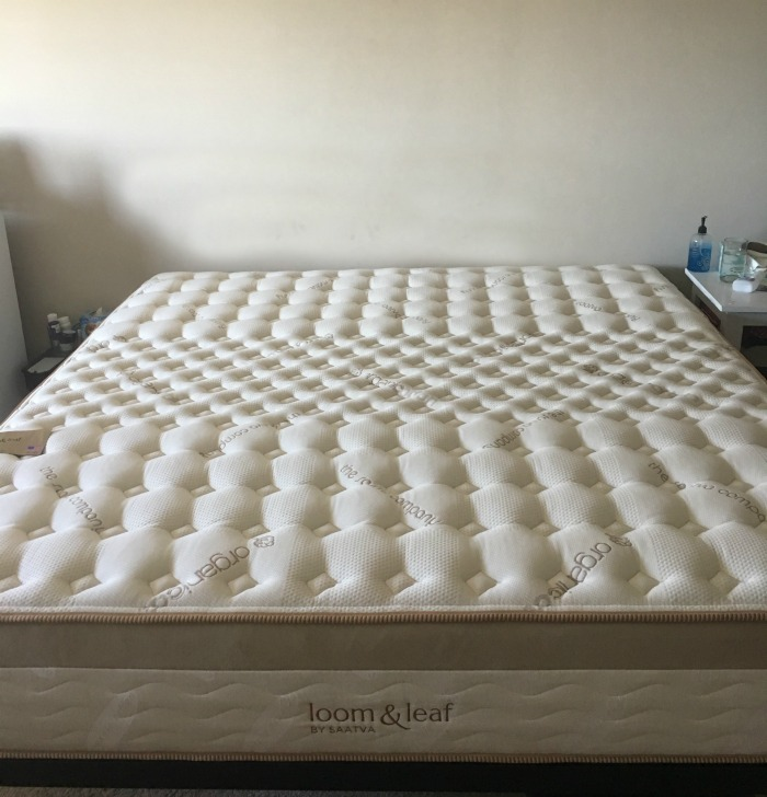 Loom and Leaf Mattress, organic memory foam mattress, best memory foam mattress