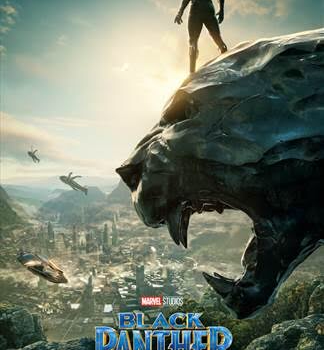 New Black Panther Poster Revealed at Comic Con!