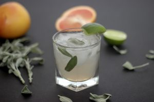 Freshca – a Fresh Grapefruit & Gin Cocktail