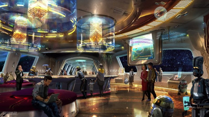 Star Wars Resort Disney World