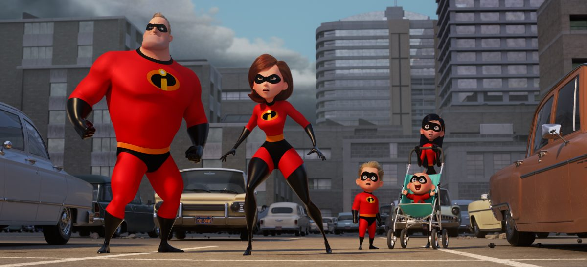 Is Incredibles 2 Sexist, Incredibles 2 theatrical Release