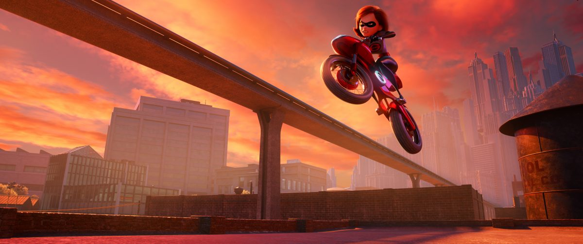 Incredibles 2 review, does Incredibles 2 have an end credit scene