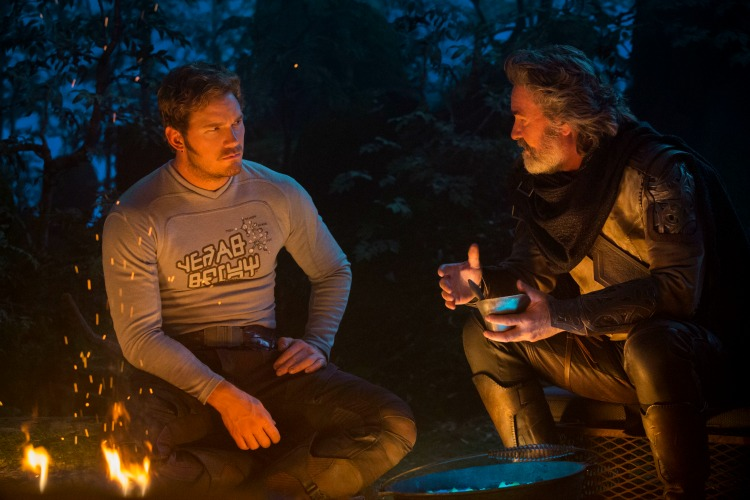 Kurt Russell, Ego in Guardians of the Galaxy Volume 2