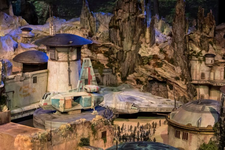 Star Wars Land Hollywood Studios Galaxy's Edge