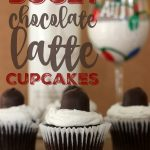 Boozy Chocolate Latte Cupcakes – Just in Time for Adult Christmas Parties