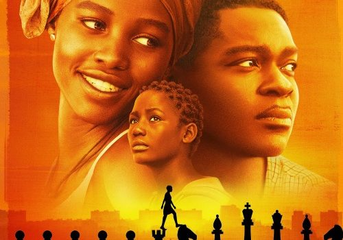 Backpack by Night & What that's got to do with Queen of Katwe