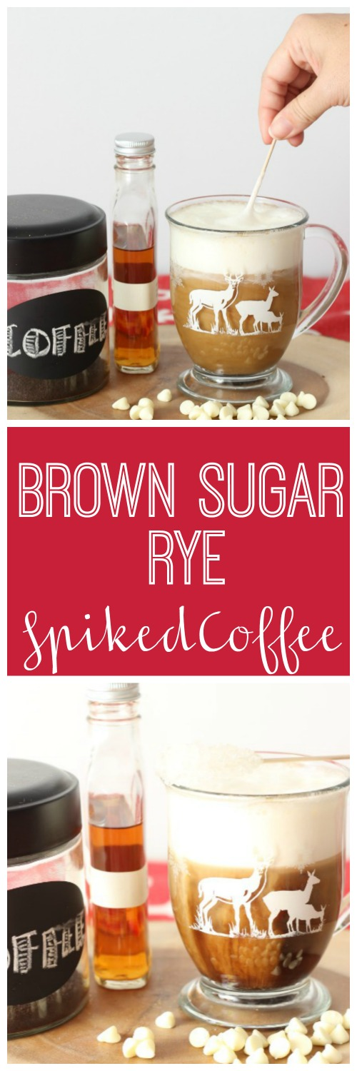 Spiked Coffee Recipe