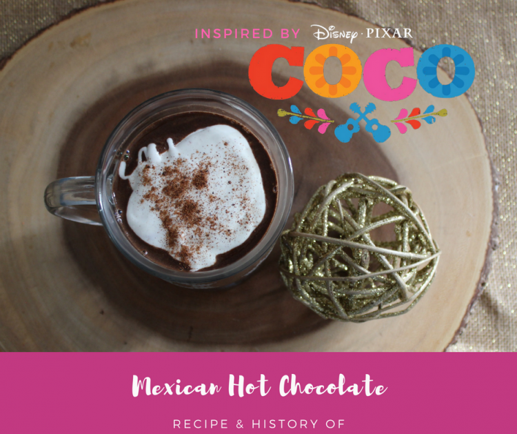coco mexican hot cocoa