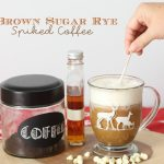 Brown Sugar Rye Spiked Coffee