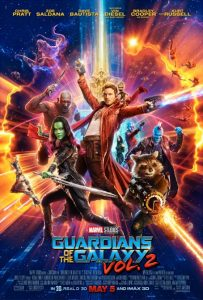Guardians of the Galaxy Volume 2 – NEW Trailer & Poster!