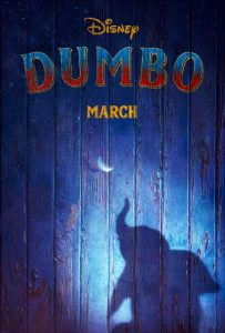 Dumbo live action movie, Tim Burton