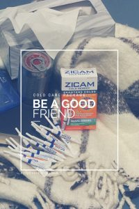 Help Them Get Their Better Back With a Sweet Care Package Featuring Zicam®